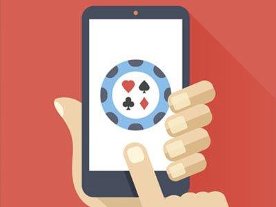 Casino på mobilen 48100