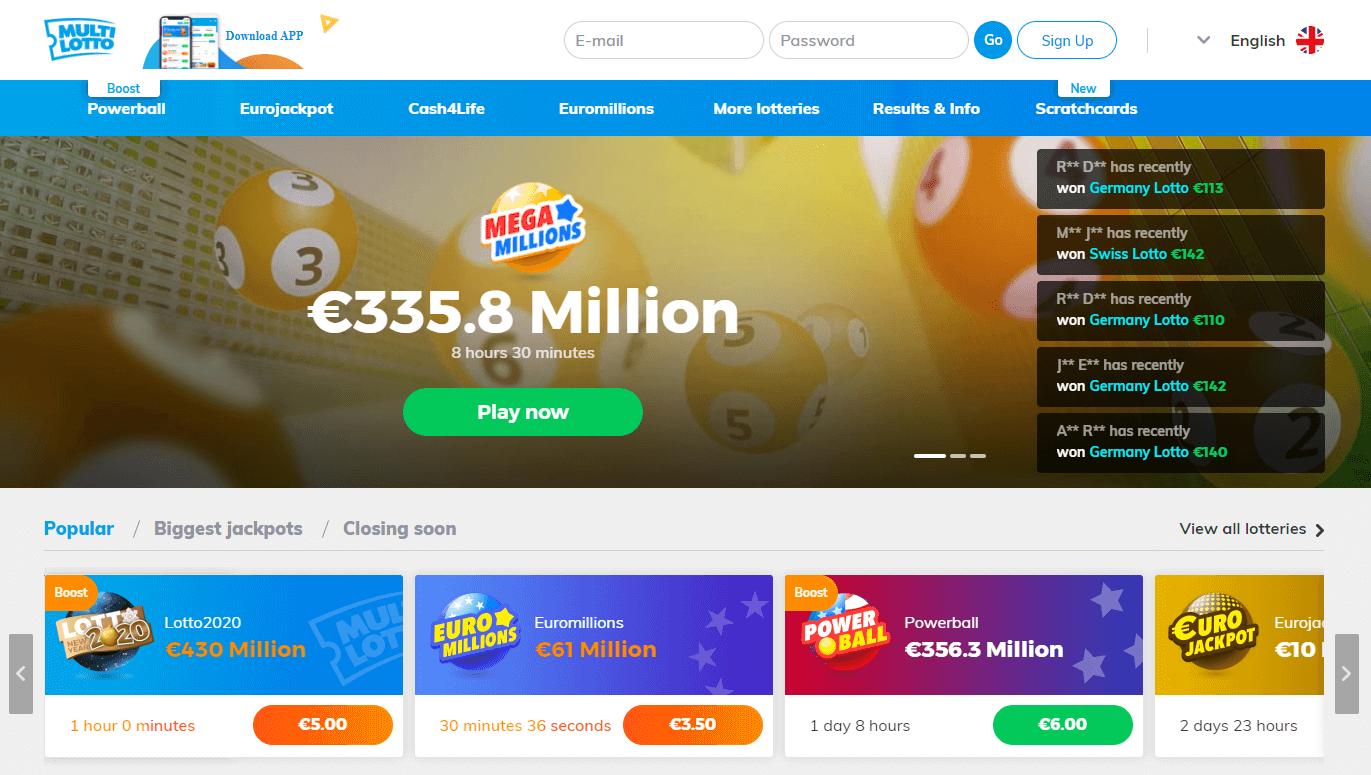 Multi lotto 22882