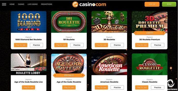 Spelar rysk roulette PlayMillion 62011
