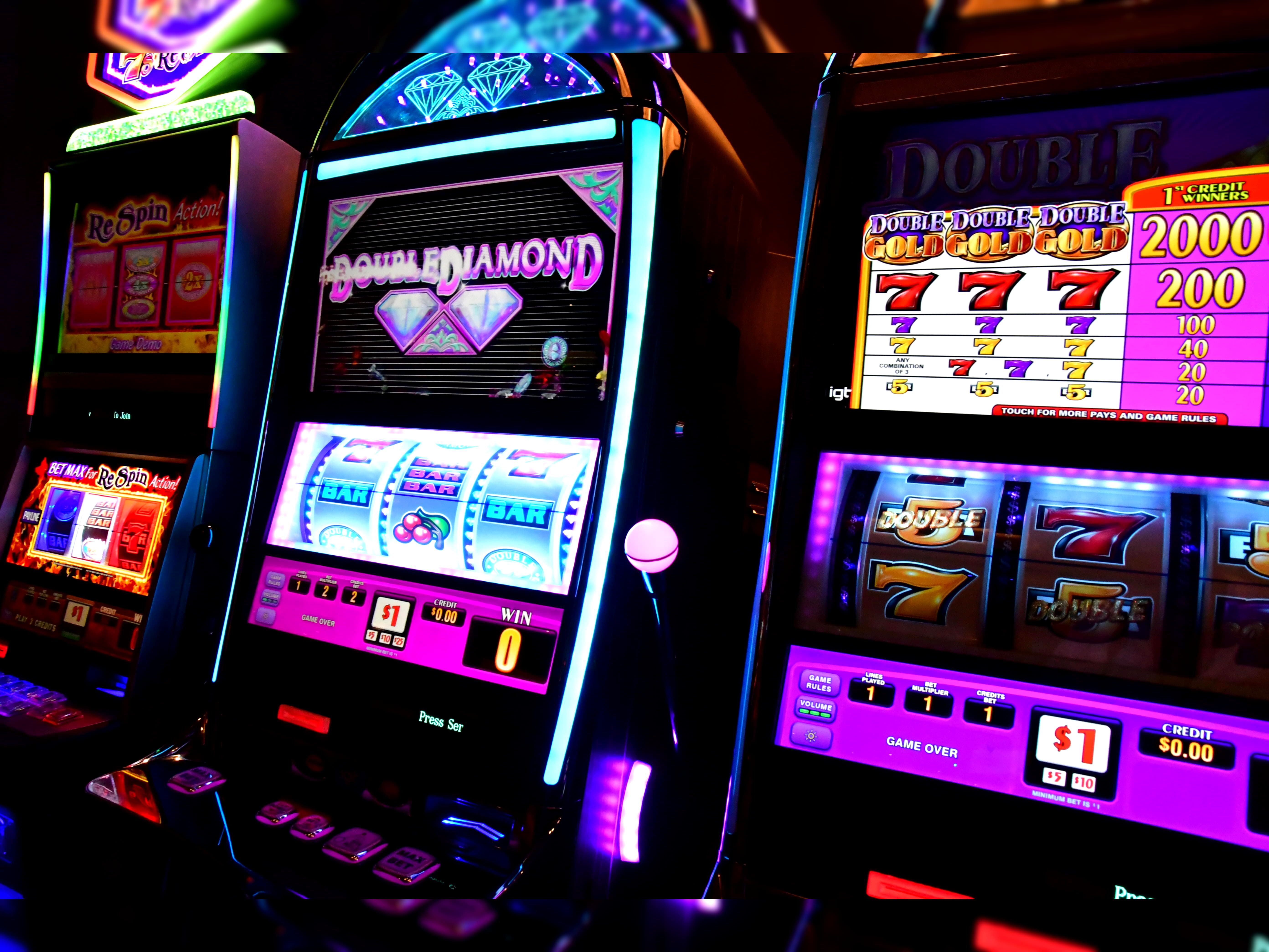 Slots Turnering casino AMY 61455