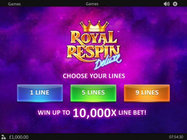 Gratis Royal Respin 56402