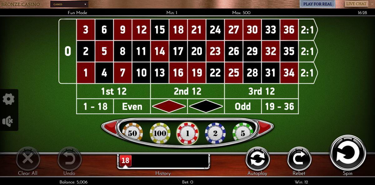 Compare casino win 18588