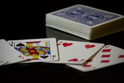 Dam kortspel 45782