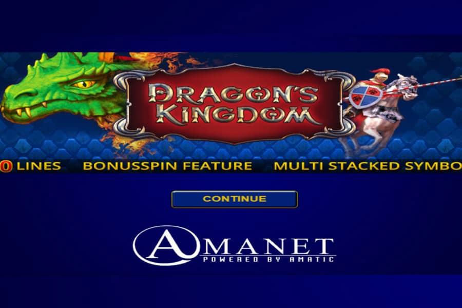 Dragon Kingdom Slot 30484