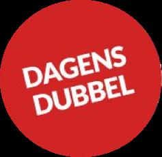 Dagens dubbel free 15815