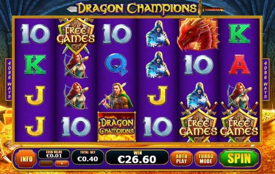 Dragon Champions slot sköna 53956