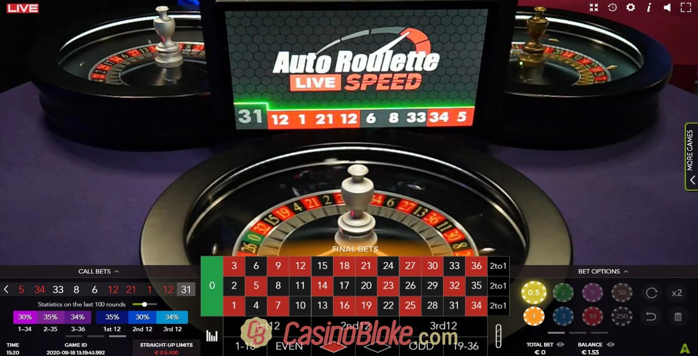 Roulette Paket Mega Millions 50157