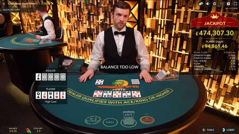 Live stream casino 17060