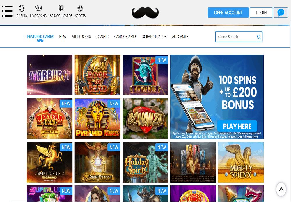 Internationellt top casino 60404