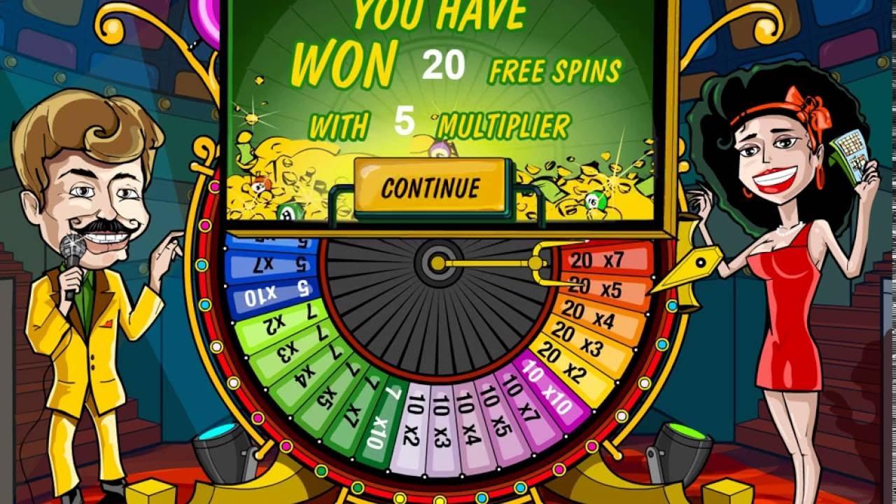 Fredags Lotto Madness slot 12304