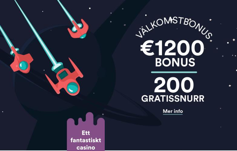 500 bonus casino Lyckohjul 57222