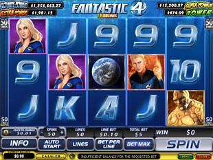 Mobil Fantastic Four 50 43604