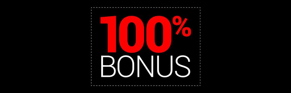 Bonus 100 55221
