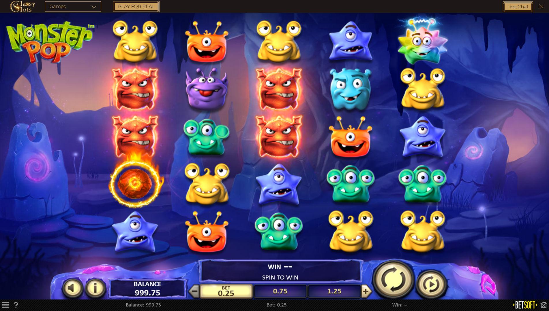 Classy slots casinospel 18764
