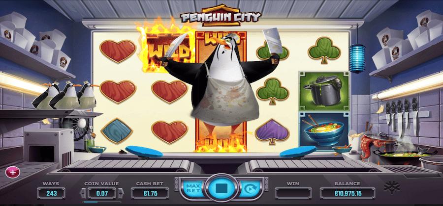 Casino bäst insättningsbonus Penguin 55993