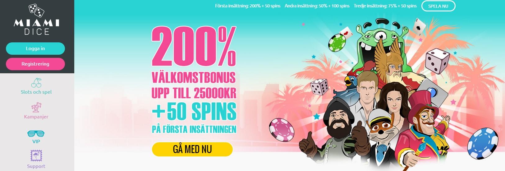 Nyaste casino utan omsättning 38189