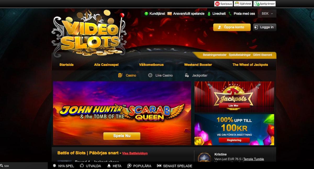 Videoslots webbversion 50038