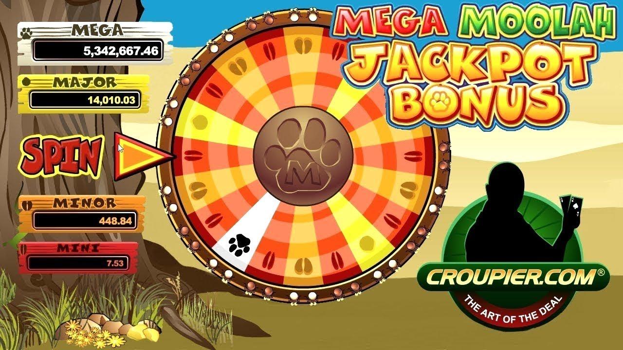 Mega moolah jackpot 22779