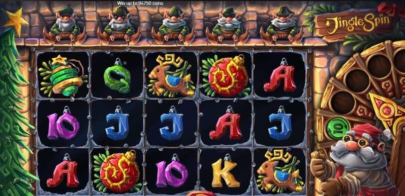 Battle of slots Jingle 29659