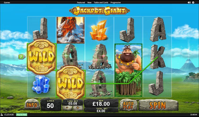 Battle of Jackpot Giant 27271