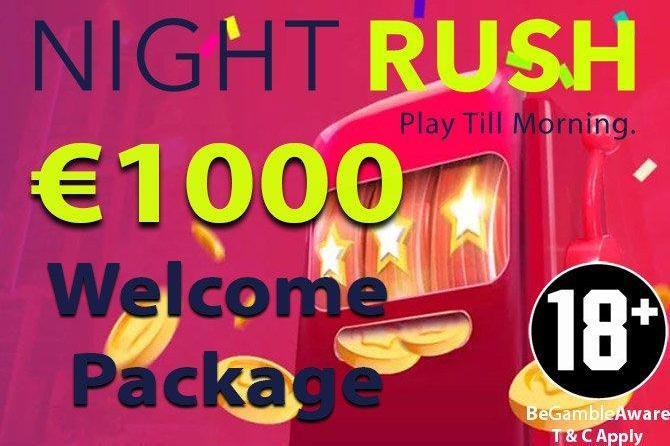 Nightrush bonus casino 55942