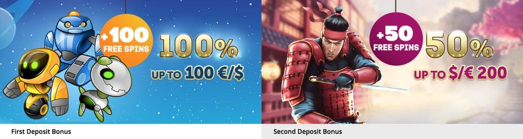Bäst storspelare bonusar Playamo 61505