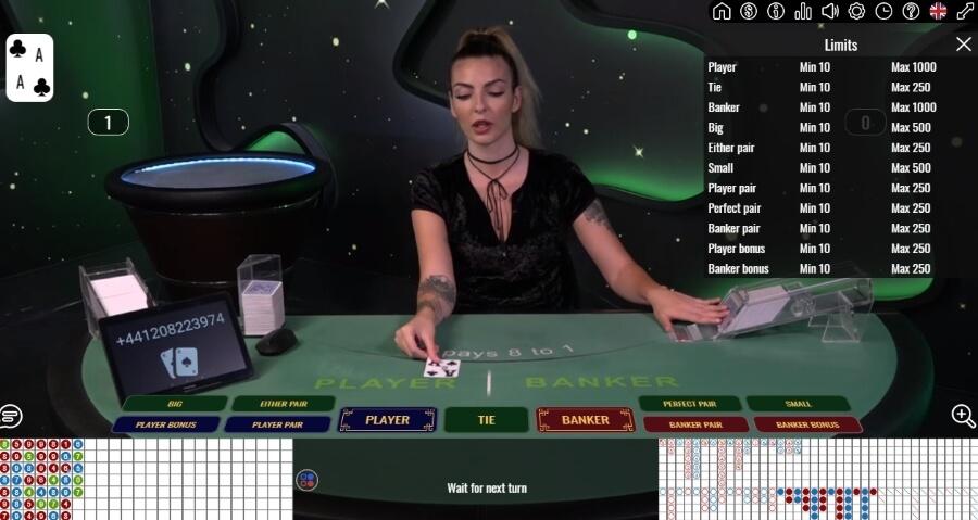 European Blackjack 34182