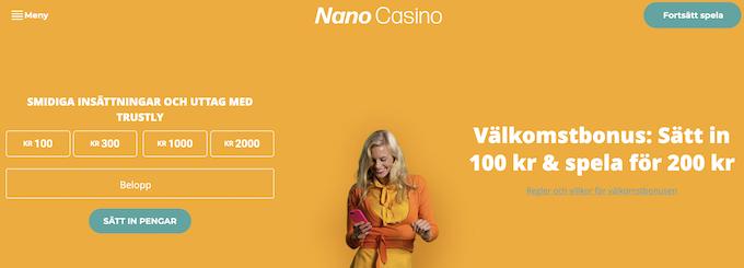 Kampanj för nya spelare 60523