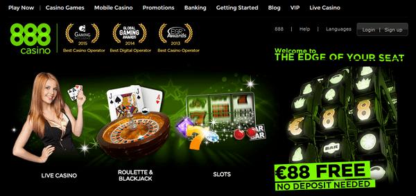 Kampanjkod 888 casino N1 31427