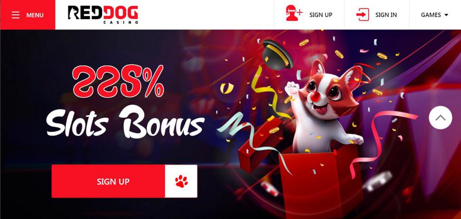Live roulette Red Dog 51249