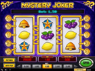 Mystery Joker slot mer 15133