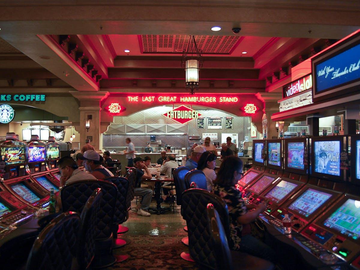 Red gaming slots 17071