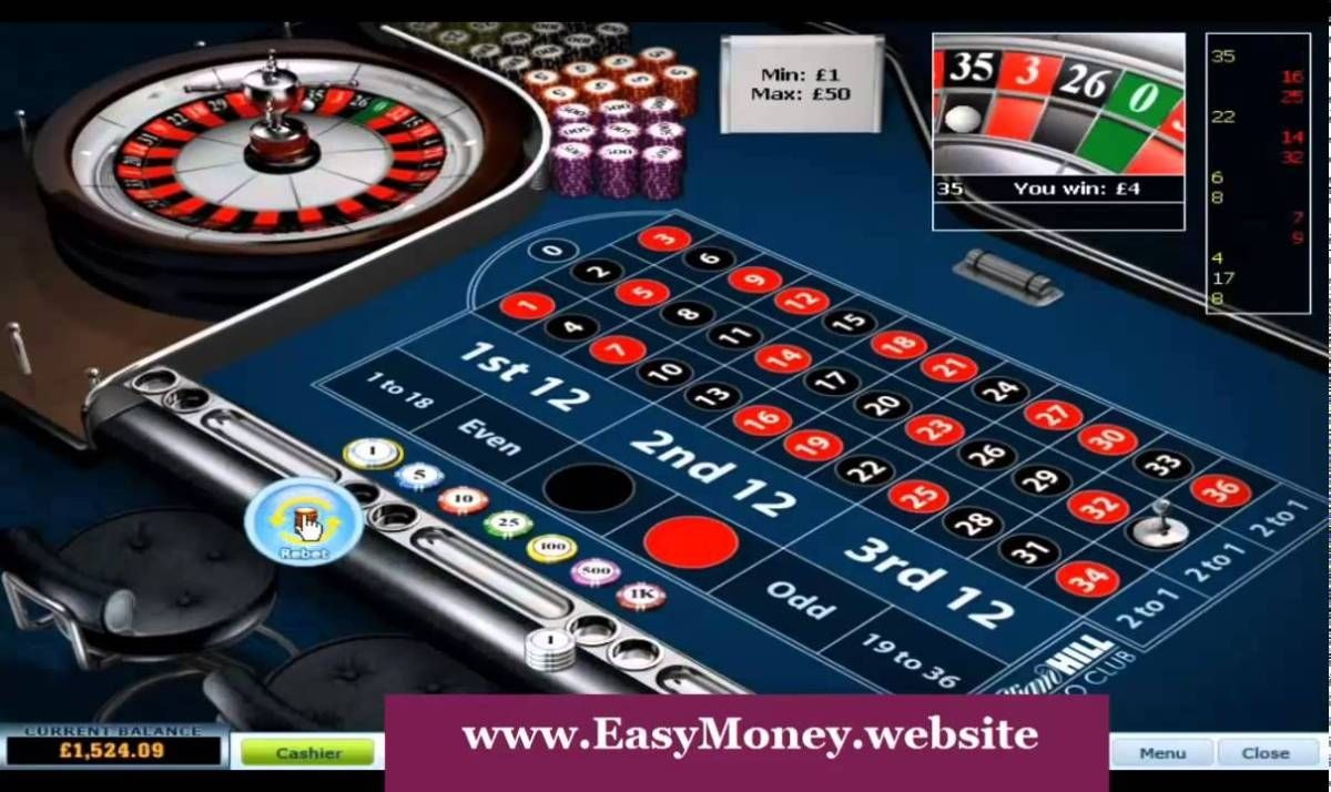 Roulette system 29333