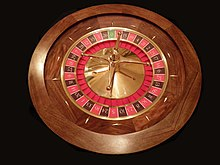 Roulette system 26853