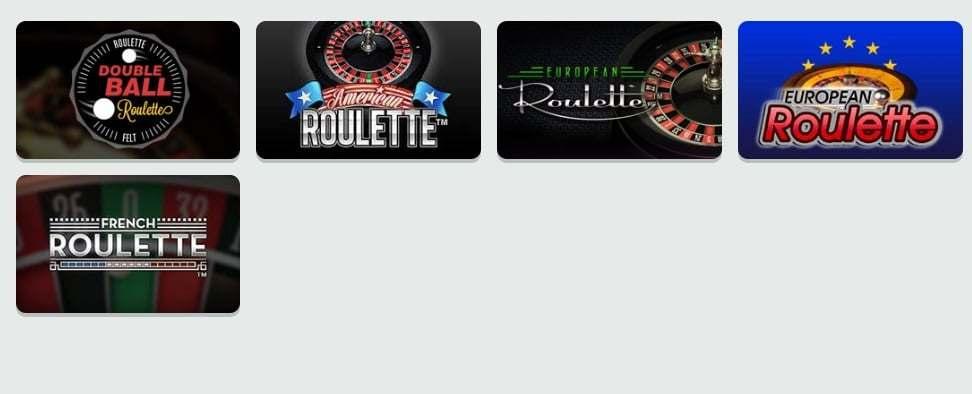 Roulettebord med 35014