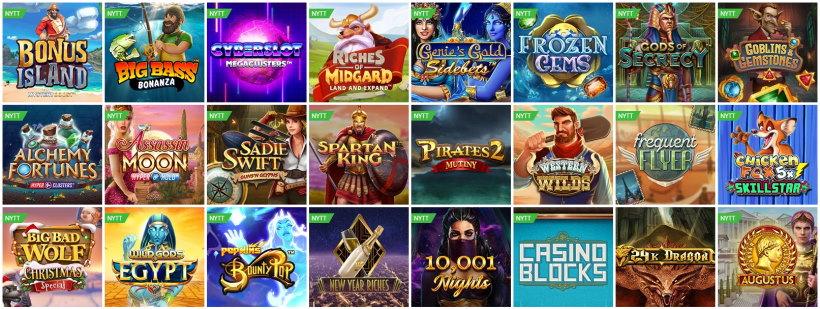 Största spelbolag Vinnarum casino 50302