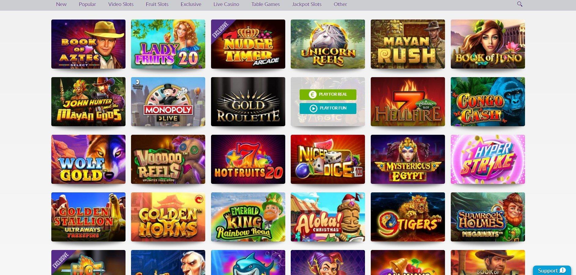 VR casinon Omni 38347
